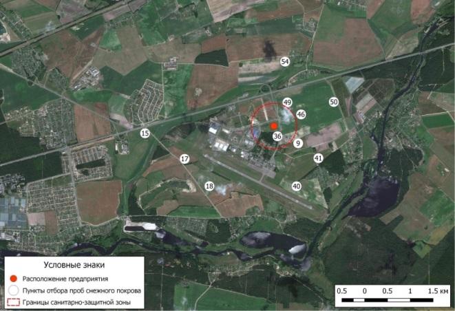 Получены результаты второго этапа геохимического мониторинга объектов окружающей среды в СЭЗ «Брест»